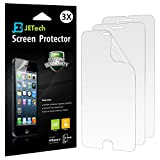iPhone 6 Screen Protector, JETech 3-Pack iPhone 6S/6 Screen Protector Film HD Clear Retail Packaging for Apple iPhone 6s and iPhone 6 4.7 Inch (HD Clear) - 0801
