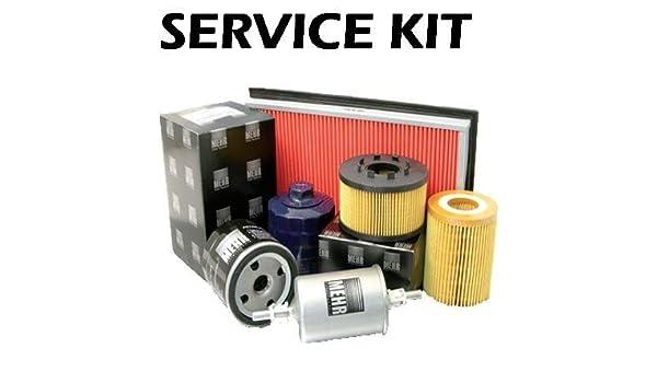 6 2.3 MPS (05 - 08) aceite, aire y polen filtro Kit de servicio: Amazon.es: Coche y moto