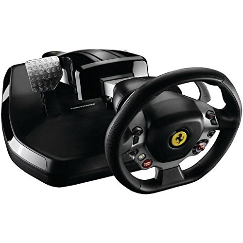 Thrustmaster 4460096 Ferrari Vibration GT Cockpit 458 Italia Edition for PC/Xbox360 - NEW - Retail - 4460096