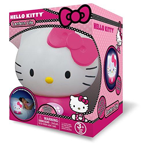 Tech 4 Kids Hello Kitty Lantern - Light Kitty Hello Fixture