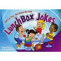 Bromas de loncheras: 100 notas divertidas para niños