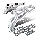 1997 chevy truck headers - Chevy/GMC Truck 5.0/5.7 w/o Air Injection Silver-Coated Stainless Steel Exhaust Header