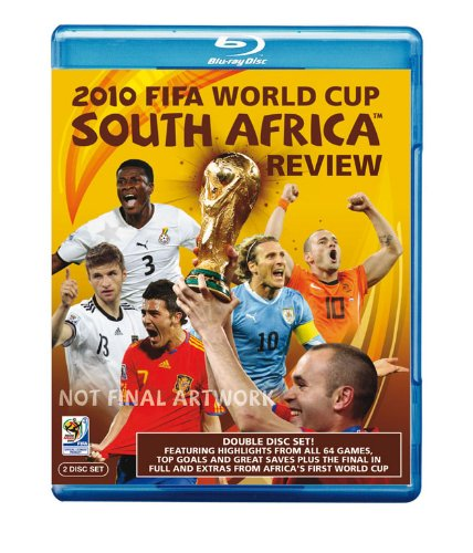 The Official 2010 FIFA World Cup South Africa Review Reino Unido Blu-ray: Amazon.es: Official Fifa World Cup Review: Cine y Series TV