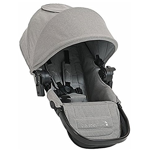 (Baby Jogger City Select LUX Second Seat Kit, Slate)