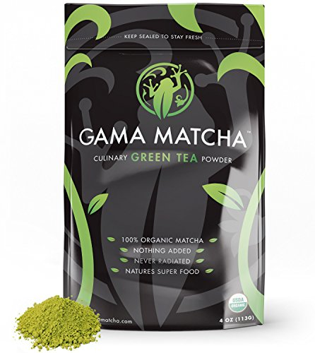 ORGANIC Matcha Servings Smoothies Culinary