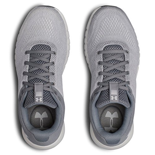 G Women''s Pursuit steel Ua W Grey Armour Running Shoes Under Micro Competition 4XqOO6