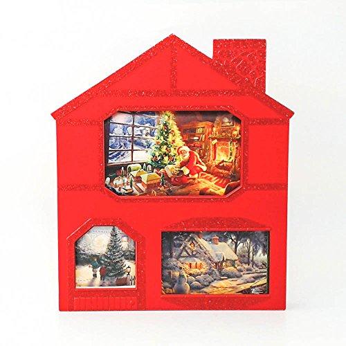 (Hallmark Thomas Kinkade 3 Designs Boxed Christmas Cards)