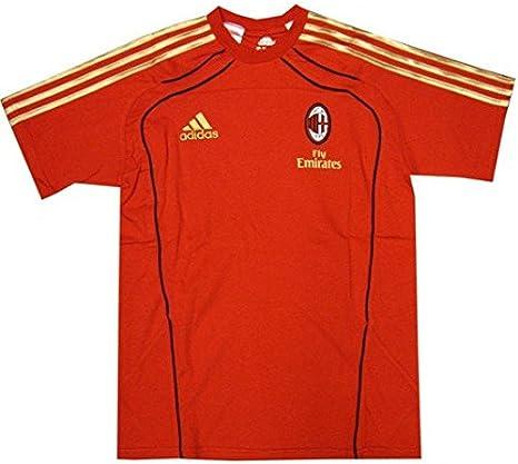 adidas AC Milan Fútbol Camiseta 2010/11 – youth-152: Amazon.es: Deportes y aire libre