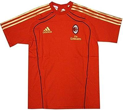 adidas AC Milan Fútbol Camiseta 2010/11 – youth-152: Amazon.es ...