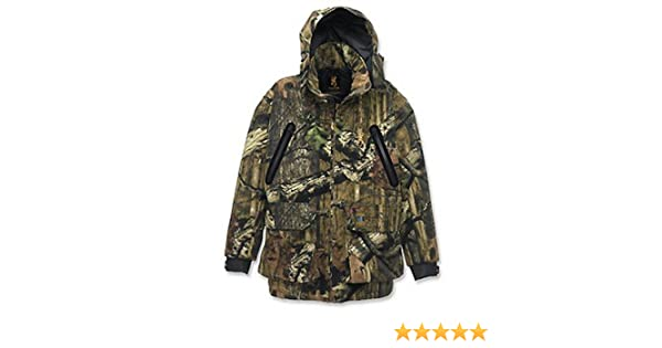 129f21383fed9 Amazon.com : Browning Hydro-Fleece Primaloft Parka MOINF - XXXL :  Camouflage Hunting Apparel : Sports & Outdoors