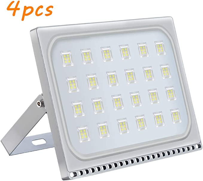 Yuanline LED Slim Foco Proyector, IP67 Impermeable, 2835 LED ...