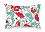 Pillow Cases Of Flower For Kids Boys Dinning Room Couples Bf...