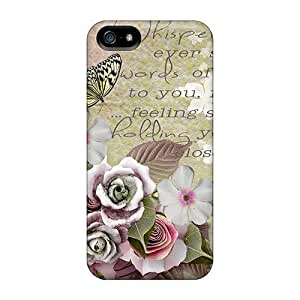 Case Cover Whispers Of Love/ Fashionable Case For Iphone 5/5s
