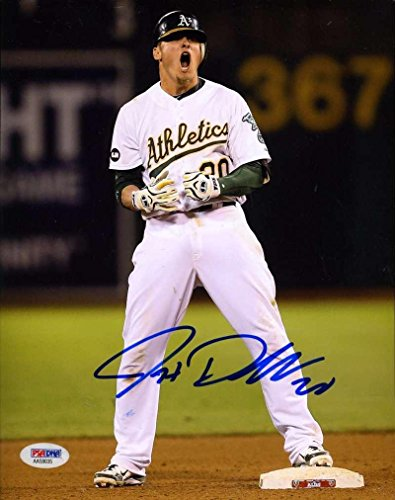 Signed Donaldson Photo - 8x10 Authentic - PSA/DNA Certified - Autographed MLB Photos