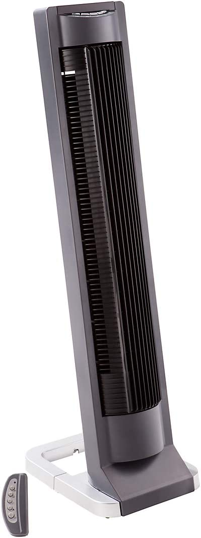 /Household ains Casafan AirOS Pin II Household Tower Fan 40/W Anthracite/ Anthracite, 40/W, 220//–/240, AC, 235/mm, 280/mm