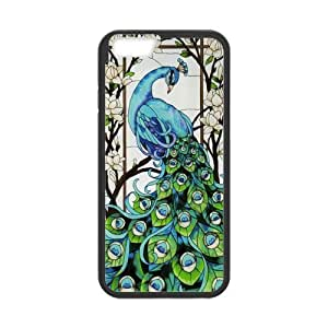 Canting_Good Stained Glass Custom Case Shell Skin for iPhone6 4.7 (Laser Technology)