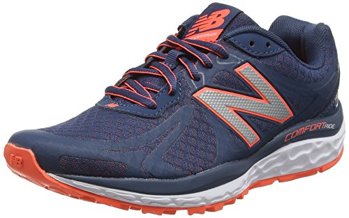 New Balance W720RG3 - Zapatillas de running Mujer Azul - azul (azul/blanco)