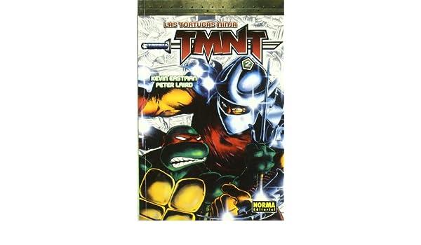 Las tortugas ninja TMNT 2/ Teenage Mutant Ninja Turtles 2 ...