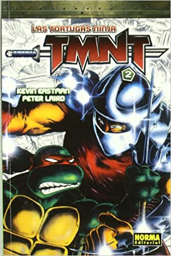 LAS TORTUGAS NINJA 2 (CÓMIC USA): Amazon.es: Kevin Eastman ...