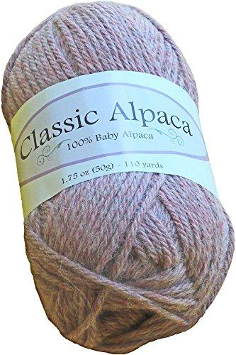 Classic Alpaca 100% Baby Alpaca Yarn #2025 Confetti