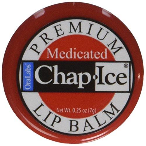 Chap Ice Premium Medicated Lip Balm - Cold Sore Formula, ()