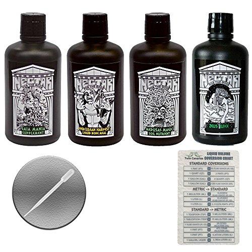 Nectar for the Gods Simple Starter Pack: Medusas Magic, G...