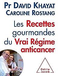 Les Recettes gourmandes du vrai régime anticancer