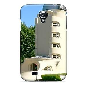 Galaxy S4 Case Slim [ultra Fit] Einsteinturm Xl Architect Protective Case Cover