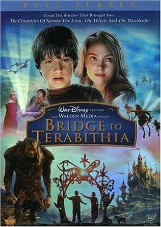 Amazon Com Bridge To Terabithia Full Screen Edition Movies Tv