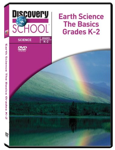 (Discovery Education Earth Science: The Basics DVD Set)