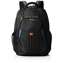 Samsonite Tectonic 2 Laptop Large Backpack, Black/Orange, International Carry-On