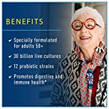Renew Life Adult 50+ Probiotic, Ultimate Flora, 30 Billion, 60 Capsules