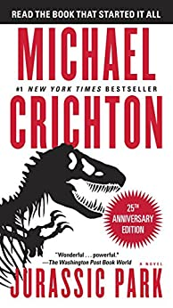 a literary analysis of jurassic park by michael crichton Michael crichton is a colossus in the entertainment industry he is the creative mind behind jurassic park, er, andromeda strain, congo, and westworld during his life, crichton dominated the box office, the literary world, and television.