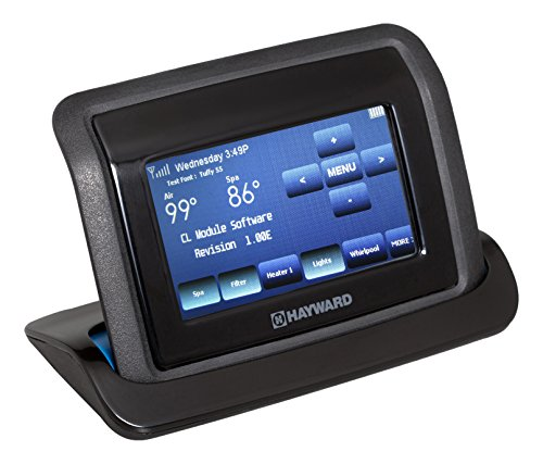 Aqua Pool Heaters - Hayward Goldline AQL2-POD2 AquaPod 2.0 Touchscreen, Waterproof Wireless Remote