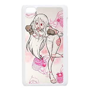 Deadman Wonderland iPod Touch 4 Case White PhoneAccessory LSX_898317