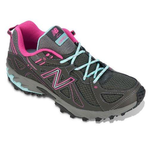 646cc023502e2 Amazon.com   New Balance Blue 573 Trail Running Shoes - Women   Running