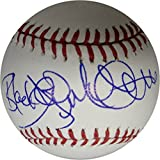 jack mcdowell - Black Jack McDowell Hand Signed Autographed Major League Baseball Yankees
