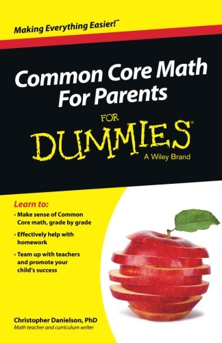 Common Core Math For Parents For Dummies with Videos Online