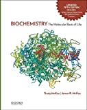 Biochemistry, Trudy McKee and James R. McKee, 0199316708
