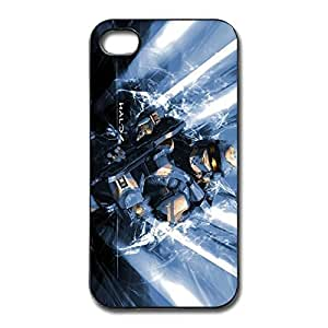 Halo Safe Slide Case Cover For IPhone 4/4s - Art Cover