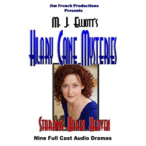 Hilary Caine Mysteries, Box Set 1, Volumes 1-4 (Dramatized) Radio/TV Program