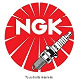 NGK ( エヌジーケー ) 一般プラグ (ネジ形/ターミナルなし)1本 【5147】CR7HSA-9 スパークプラグ