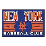 FANMATS 18476 New York Mets Baseball Club Starter Rug