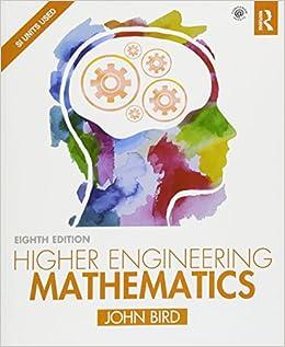 Higher Engineering Mathematics Book