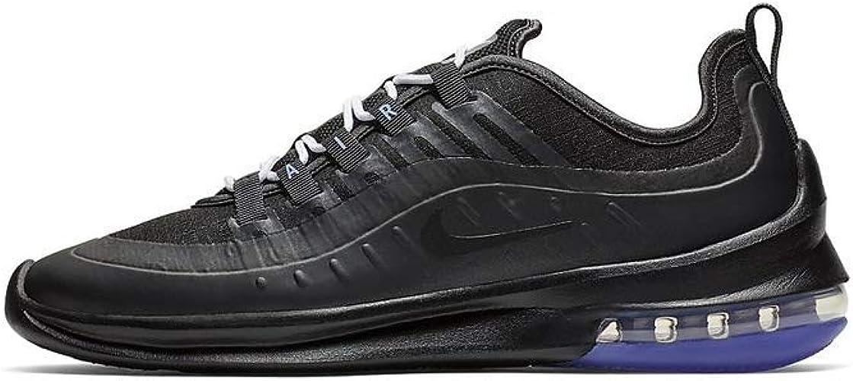 Nike Men's Air Max Axis Premium Black/Anthracite/Space Purple Size 11 M US