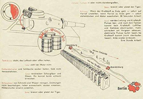 Tiger tank manual: panzerkampfwagen vi tiger 1 ausf. E (sdkfz 181.