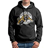 Andrlya&A Youth HamiltonTiger-Cats Logo Hoodie Sweater
