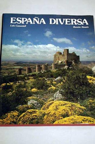 ESPAÑA DIVERSA .: Amazon.es: Carandell, Luis - Masats, Ramon ., Fotografias De Ramon Masats.: Libros