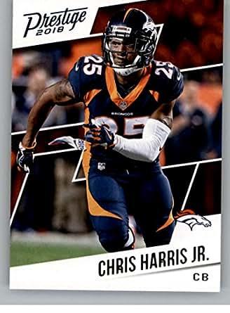 Amazon Com Football Nfl 2018 Prestige 15 Chris Harris Jr Broncos