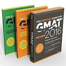 GMAT 2016 Official Guide Bundle by GMAC (Graduate Management Admission Council) (2015-06-08)